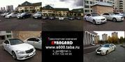 Аренда Mercedes-Benz W221 белого