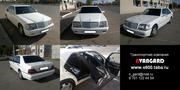 Аренда Mercedes-Benz W140 белого