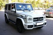 Корпоративные перевозки/ поездки на Mercedes-Benz G-Class,  G63 AMG