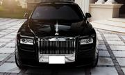 Rolls Royce Phantom в Астане.