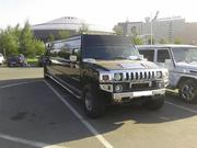 Лимузин Hummer H2 для любых мероприятий в Астане.