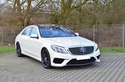 Сдаю в аренду роскошный седан Mercedes-Benz S600 W222 Long в Астане.