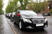 Аренда,  заказ авто представительского класса Toyota Camry,  Mercedes-Be