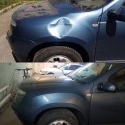 Удаление вмятин безпокраски на кузове автомобиля
